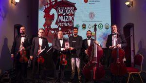 2. Uluslararası Balkan Müzik Festivali sona erdi