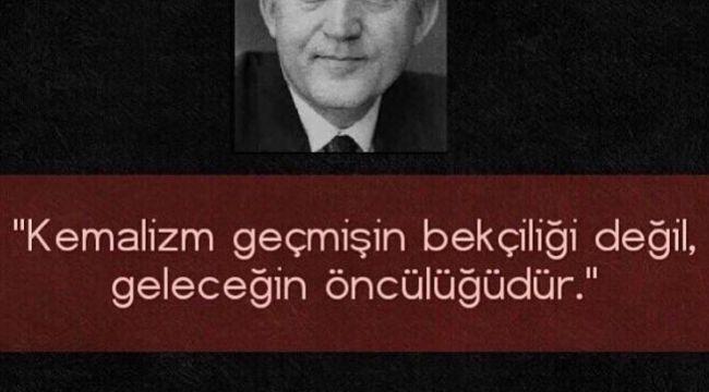 ADD, Ahmet Taner Kışlalı'yı unutmadı