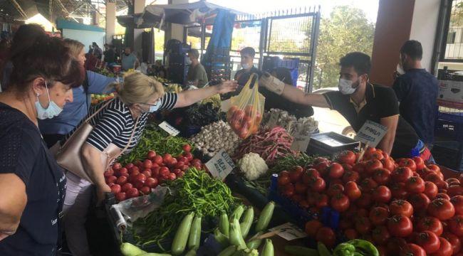 Bulgarlar Pazarı da hareketlendirdi