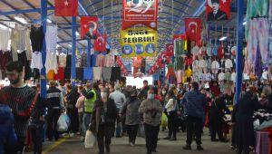 Çarşı pazar yoğunluğu hat safhada