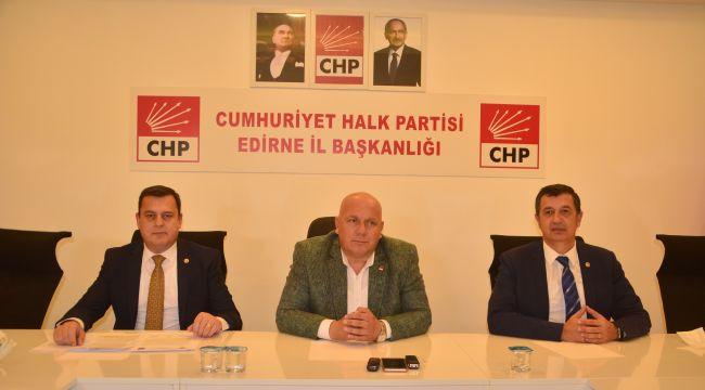 CHP KOBİ'ler için çalışma başlattı
