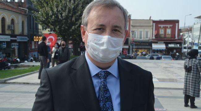 'Edirne'de korkulacak bir şey yok'
