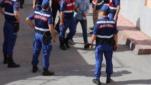 Edirne Jandarmasından İstanbul'da operasyon
