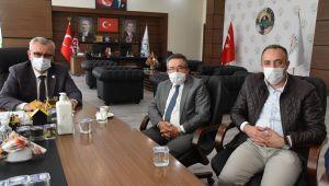 GAZDAŞ Helvacıoğlu'na ziyaret