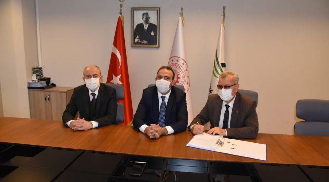 İbrice Fizibilite Destek Projesi'nin sözleşmesi imzalandı
