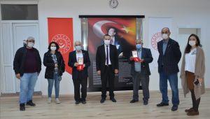 Kıbrıs gazilerine, milli mücadele madalyası