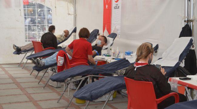 Kızılay, kan bağışçılarını bekliyor