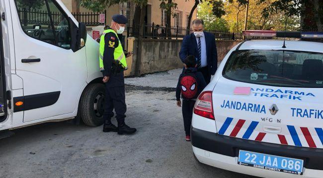Kurallara uymayan okul servislerine ceza yağdı