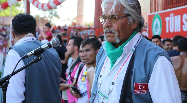 Pele Mehmet'in vefatı güreş camiasını üzdü