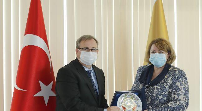 TÜ'de Rumen Dili ve Edebiyatı bölümü açılacak