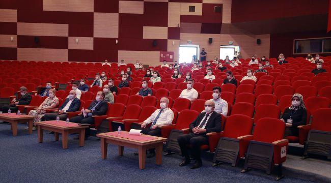 TÜ'den göreve başlayacak personele oryantasyon eğitimi