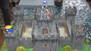Ülker, diorama ile tarihe can veriyor