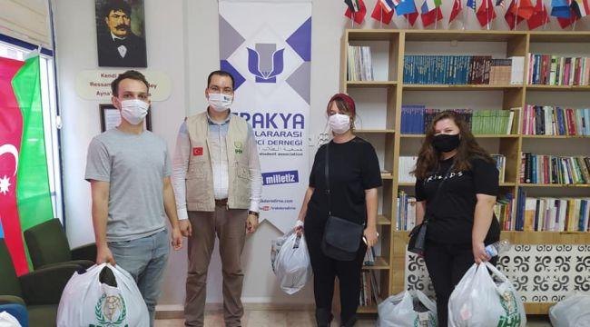 Uluslararası öğrencilere kışlık kıyafet yardımı