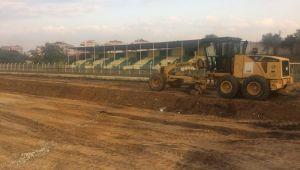 Uzunköprü Ergene Stadı yenileniyor