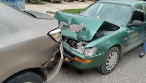 Zincirleme kazada 1 yaralı