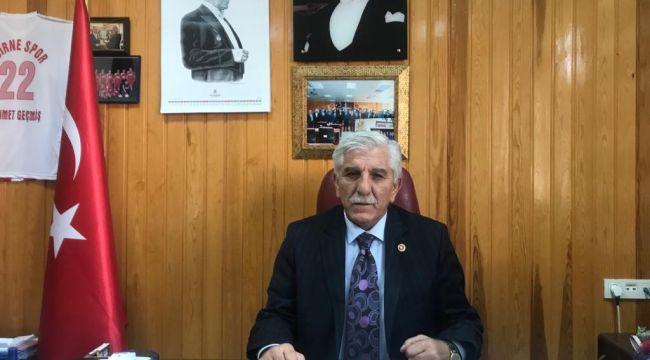 2 Aralık'ta Osman Güneren mecliste