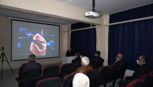 '3D Bilim Atölyesi Proje Sınıfı' kuruldu