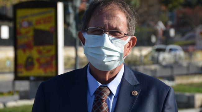 Çakırlar, 'Türkiye 2 hafta karantinaya alınsın'