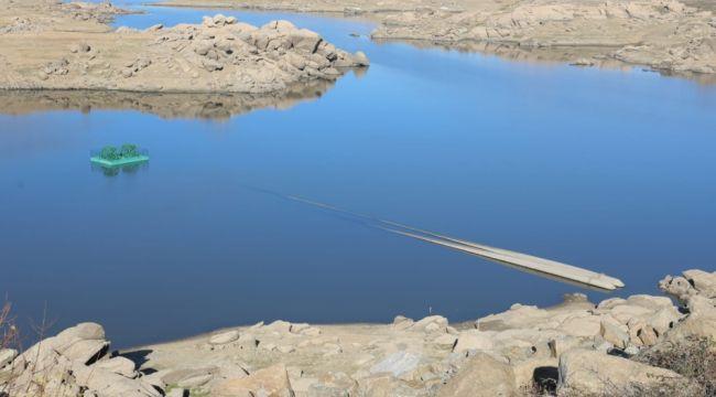 DSİ'den, Edirne'nin suyu 1 yıl yeter açıklaması