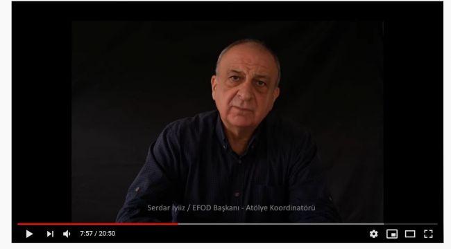 EFOD'tan 'Minimal Kareler'e online sergi