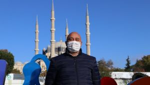 Lübnan'ın Başkonsolosu Kabbara'dan Edirne'ye ziyaret