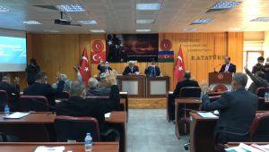 Özel idarenin 2021 yılı bütçesi 85 milyon TL