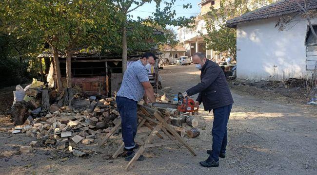 Vali Canalp'ten köylere ziyaret
