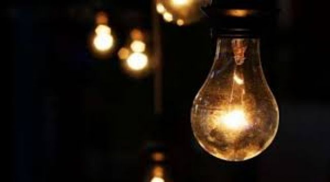 Çalışma nedeniyle elektrik kesintisi yaşanacak