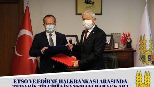 ETSO ile Halkbank arasında protokol imzalandı