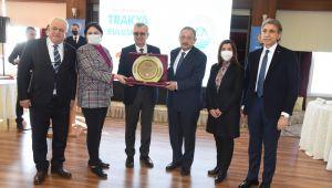 Gönül Belediyeciliği buluşması Keşan'da gerçekleştirildi
