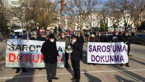 Gönüllülerden Saros FSRU açıklaması