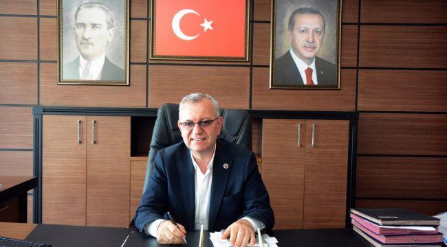 Helvacıoğlu, 10 Ocak Çalışan Gazeteciler Günü'nü kutladı