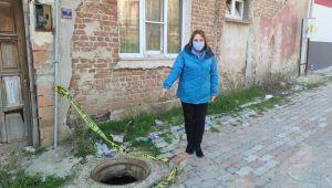 Hırsızlar, Medrese Alibey'i mesken tuttu
