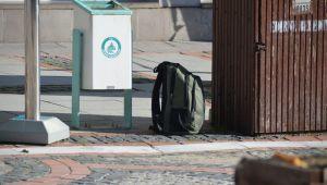 Saraçlar'da bomba paniği
