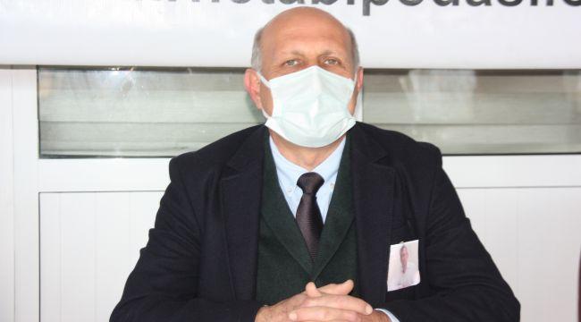 Tabip Odası'ndan 'Dr. Gökalp serbest bırakılsın talebi