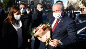 TBMM Başkanı Mustafa Şentop'tan aşı açıklaması
