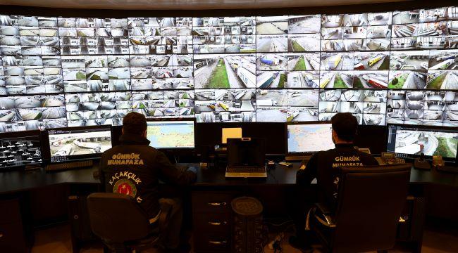 Teknoloji ile sınır kapılarında yasa dışı geçişlere geçit yok