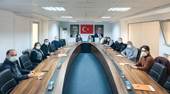 AK Parti kentin sorunlarını masaya yatırdı