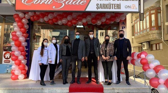 Ebruzade'nin 2'nci şubesi açıldı
