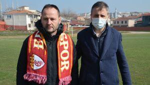 Edirnespor'un yeni teknik patronu Erçevik oldu