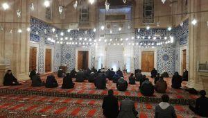 Fırat Çakıroğlu için Selimiye Camisi'nde mevlit okutuldu