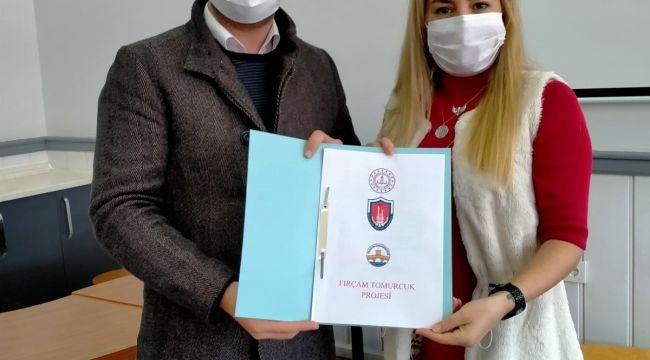 TÜ'nün kapıları Mustafa Necati İlkokulu'na açılıyor
