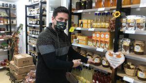 Türkiye'nin her yerine Edirne'den doğal ürün