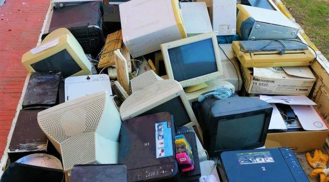 Uzunköprü Belediyesi elektronik atık toplama yarışında birinci oldu