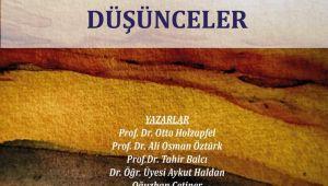 Dr. Haldan'ın iki kitabı yayımlandı