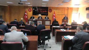 İl Genel Meclisi'nde bütçe tartışması