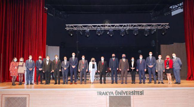 Kosova'nın 13. Bağımsızlık coşkusu TÜ'de kutlandı