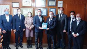 TÜ ve Kırcaali Belediyesi'nden 'ortak projeler'