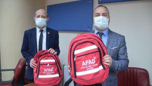 AFAD'tan meclis üyelerine 'Acil Durum Çantası'