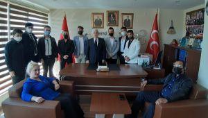 'Edirne halkı MHP'ye büyük teveccüh gösteriyor'
